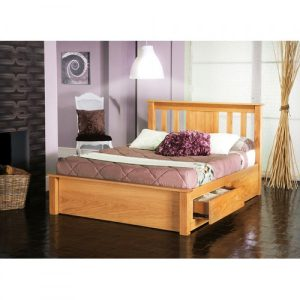 Vesta storage bed frame