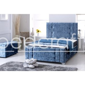 Lux Fabric Bed Frame -Bedlines