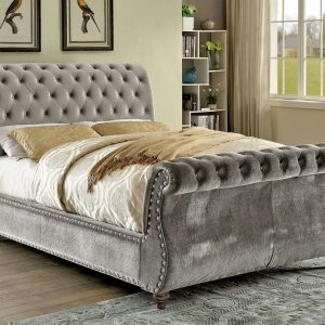 Swan shape Sleigh bed frame - TRULY STUNNING! - Bedlines